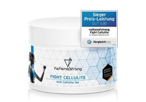 Nationofstrong Fight Cellulite Gel