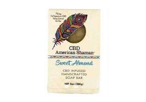 American shaman CBD soap_1