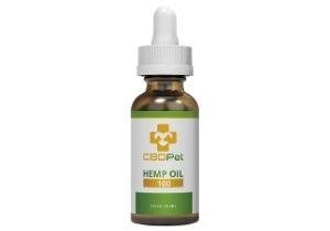 CBDPure dog oil