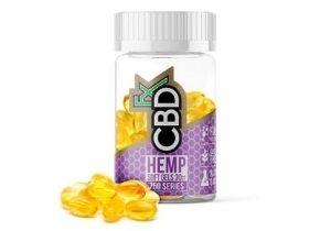 CBDfx gel Capsules-1