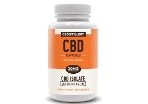 CBDistillery CBD Capsules_1