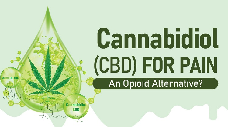 Cannabidiol (CBD) For Pain-An Opioid Alternative