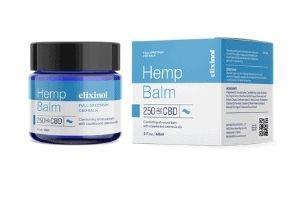 Elixinol CBD Topical Balm