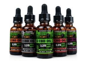 Hempbomb CBD Oil