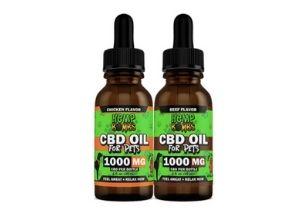 Hempbomb CBD Pet Oil
