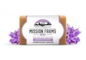 Mission farm CBD Soap_1