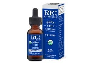 RE Botanicals Pet CBD Oil
