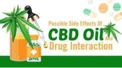 Possible Side Effects Of CBD Oil & Drug Interaction