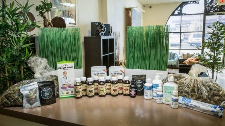Is CBD Oil Legal In Las Vegas Nevada