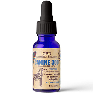 American Shaman CBD Oil For Dog