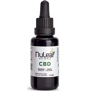 NuLeaf Naturals CBD Oil