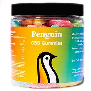 Penguin CBD Gummies