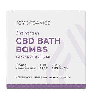 joy organics cbd bath bomb
