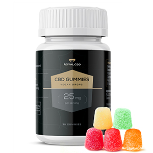 royal CBD Gummies