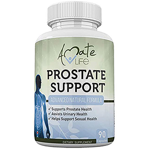 Amate Life Prostate Supplement supplement