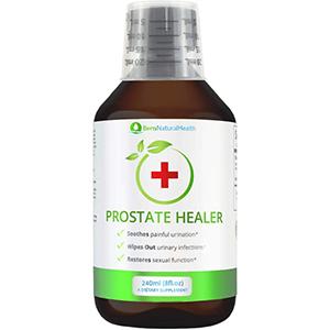 Ben's Prostate Healer supplement