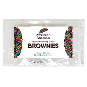 CBD American Shaman chocolate