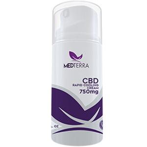 Medterra cbd cream