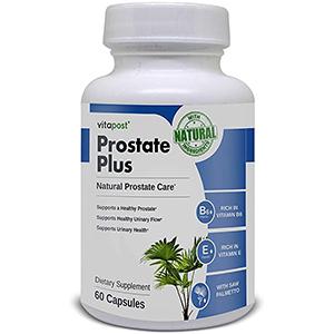 VitaPost Prostate Plus supplement