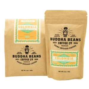 buddha beans coffee