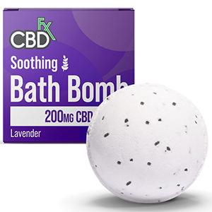 cbdfx cbd bath bomb