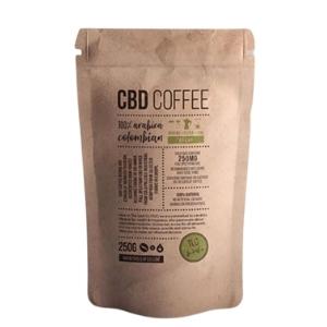 holistic hemp cbd coffee
