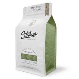 strava cbd coffee