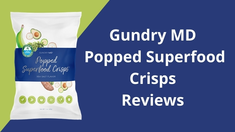 popped superfood crisps reviews