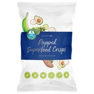 dr. gundry popped superfood crisps