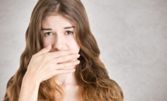 Bad Breath Shows Your Gut Issue