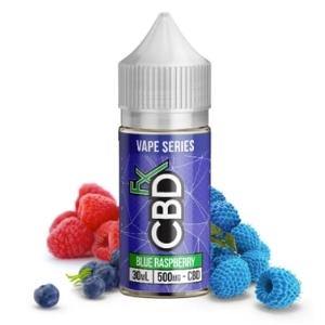 Blue Raspberry CBD Vape Juice
