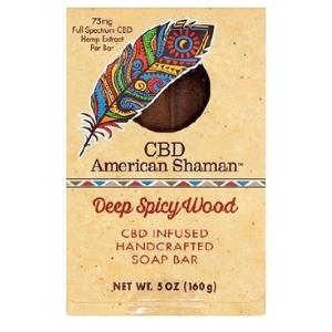 CBD American Shaman CBD Soap
