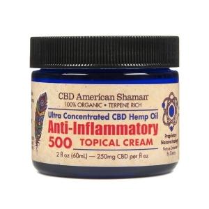 CBD American Shaman Cream