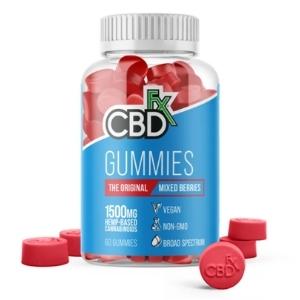 CBD Gummy Bears 1500mg