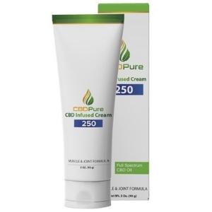 CBDPure CBD Muscle & Joint Cream