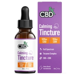 CBDfx CBD + CBN Oil Tincture