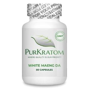 PurKratom's White Maeng Da Kratom