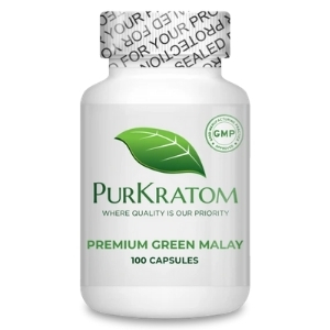Purkratom Green Malay Kratom