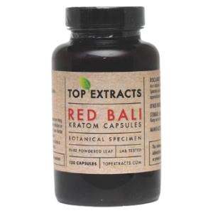 Top Extract Red Bali Kratom