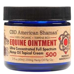american shaman ultra strength cbd cream