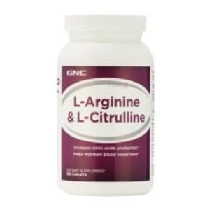 GNC L-Arginine And L-Citrulline Combination