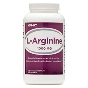 GNC L-arginine
