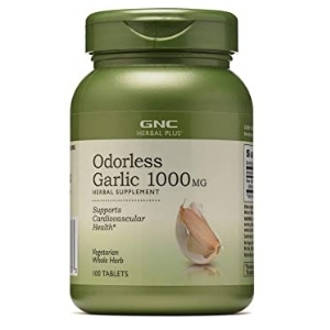 GNC Odorless Garlic