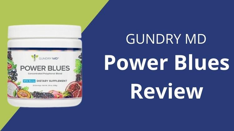 Gundry MD Power Blues