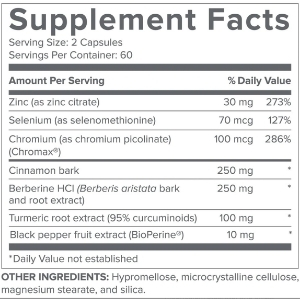 Gundry Md Metabolic Advanced Ingredients