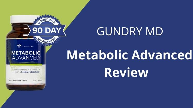Gundry Md Metabolic Advanced Reviews