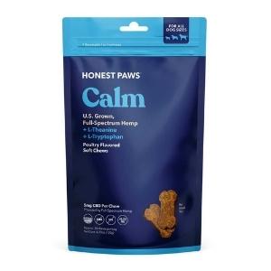 Honest Paws Calm Soft Chews