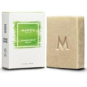Manos Cannabidiol CBD Oil Soap