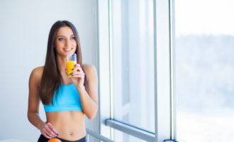 what to drink in the morning to lose weight