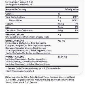 Multi-GI 5 Ingredients
